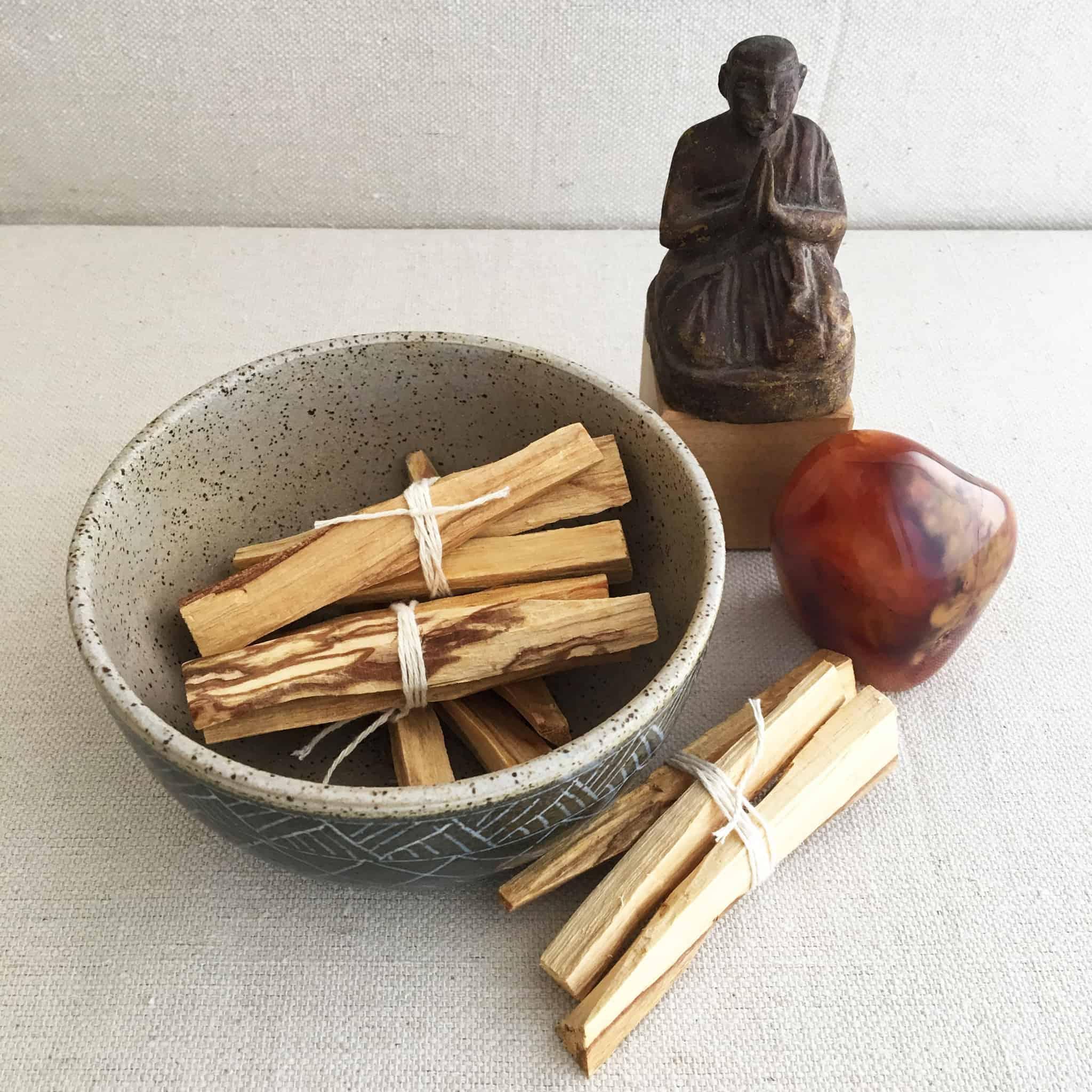 Palo Santo Incense Sticks Folk Botanicals
